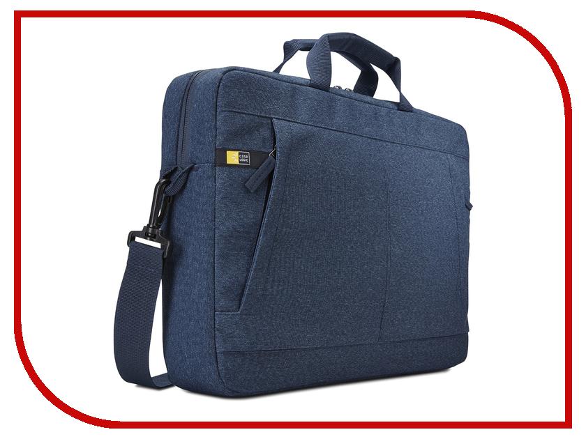 Аксессуар Сумка 15.6-inch Case Logic Huxton HUXA-115B Dark Blue