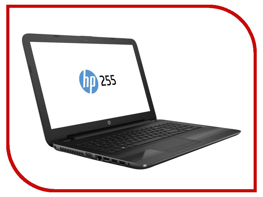 Ноутбук HP 255 G5 W4M74EA (AMD E2-7110 1.8 GHz/2048Mb/500Gb/DVD-RW/AMD Radeon R2/Wi-Fi/Bluetooth/Cam/15.6/1366x768/DOS)