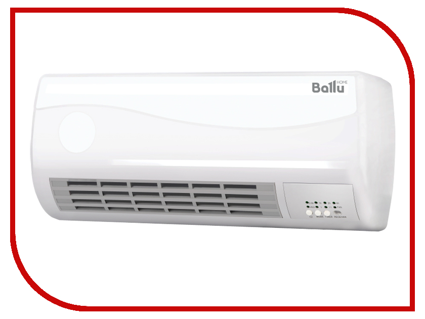 Тепловентилятор Ballu BFH/W-102W<br>