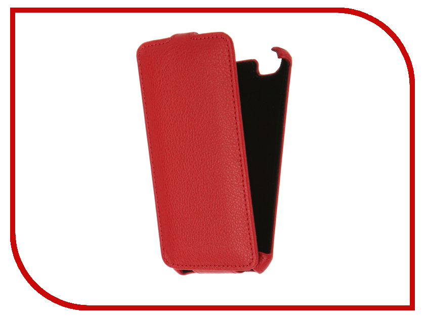 Аксессуар Чехол Fly FS505 Nimbus 7 Zibelino Classico Red ZCL-FLY-FS505-RED<br>