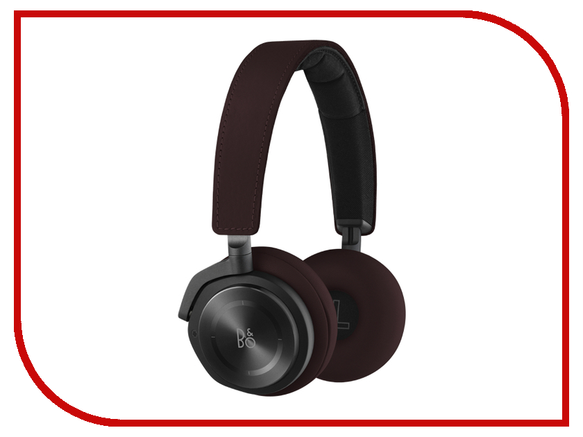 Гарнитура Bang & Olufsen BeoPlay H8 Special Edition Deep Red