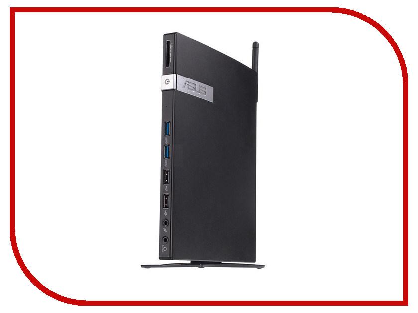 Неттоп ASUS E410-B030A Black 90PX0091-M01830 (Intel Celeron N3150 1.6 GHz/2048Mb/128Gb/No ODD/Intel HD Graphics/Wi-Fi/DOS)<br>