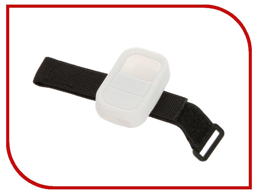 Аксессуар Apres Wrist Strap + Silicone Case for GoPro Remote White<br>