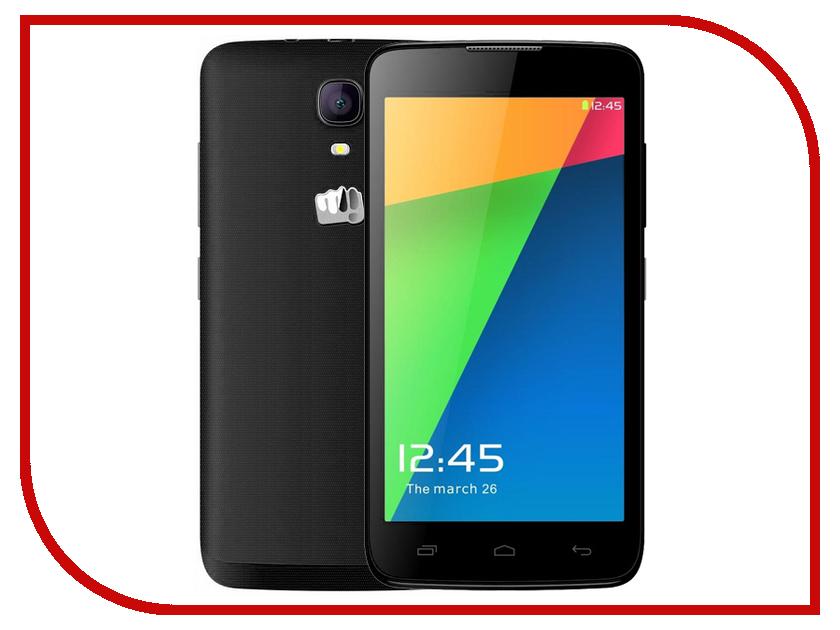 Сотовый телефон Micromax Q383 Black