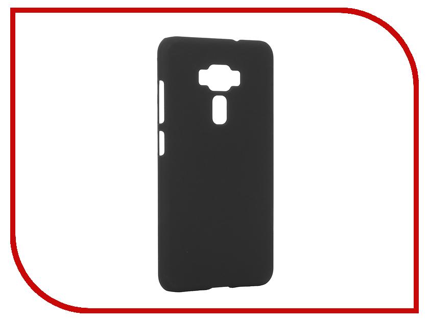 Аксессуар Чехол ASUS ZenFone 3 ZE552KL Pulsar Clipcase PC Soft-Touch Black PCC0207<br>