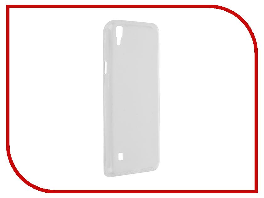 Аксессуар Чехол LG X Style Pulsar Clipcase TPU Transparent PTC0121<br>