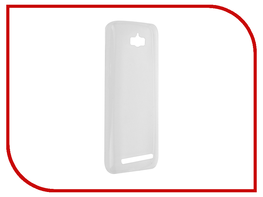 Аксессуар Чехол ASUS ZenFone Max ZC550KL Pulsar Clipcase TPU Transparent PTC0264<br>