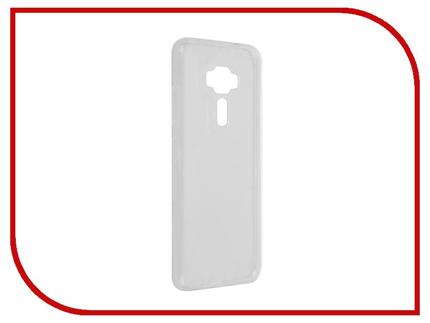 Аксессуар Чехол ASUS ZenFone 3 ZE520KL Pulsar Clipcase TPU Transparent PTC0257<br>