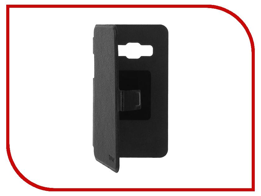 Аксессуар Чехол Samsung SM-J120 Galaxy J1 2016 TFN Black TFN-BC-05-007PUBK1<br>