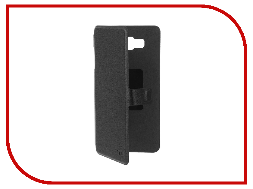 Аксессуар Чехол Samsung Galaxy J1 mini J105 2016 TFN Black TFN-FC-05-006PUBK1<br>