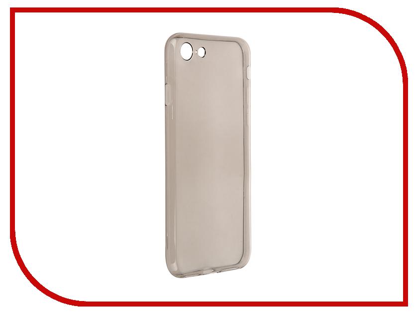 Аксессуар Чехол Pulsar Clipcase TPU для APPLE iPhone 7 Dark Transparent PTC0394<br>