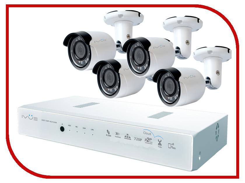 Видеонаблюдение iVUE D5008-PPC-B4 hd b4