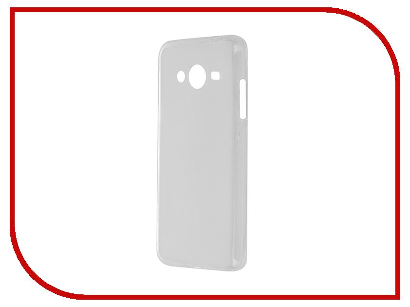 Аксессуар Чехол Samsung Galaxy J3 2016 Pulsar Clipcase TPU Transparent PTC0133<br>