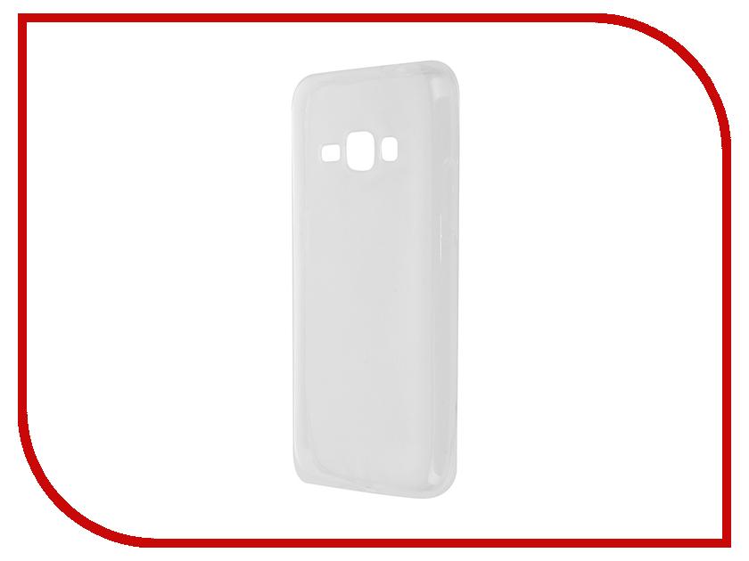 Аксессуар Чехол Samsung SM-J120H/DS Galaxy J1 2016 Pulsar Clipcase TPU Transparent PTC0063<br>