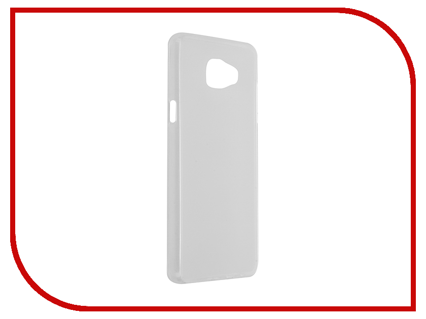 Аксессуар Чехол Samsung Galaxy A5 2016 Pulsar Clipcase TPU Transparent PTC0056<br>