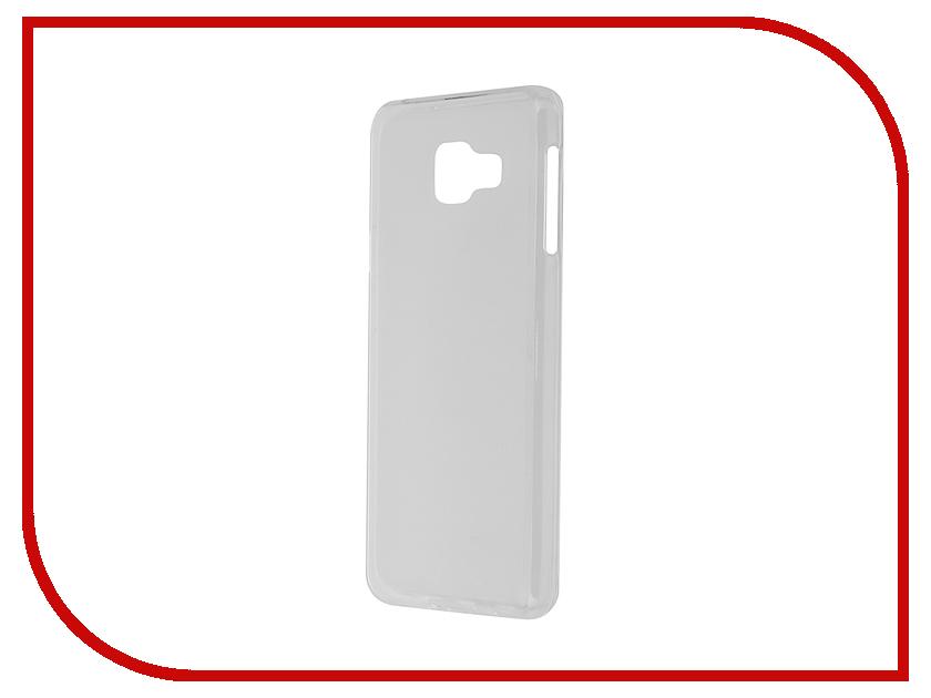 Аксессуар Чехол Samsung Galaxy A3 2016 Pulsar Clipcase TPU Transparent PTC0054<br>