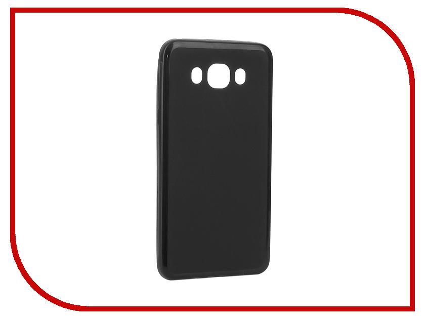Аксессуар Чехол Samsung Galaxy J7 2016 Pulsar Clipcase TPU Black PTC0169<br>