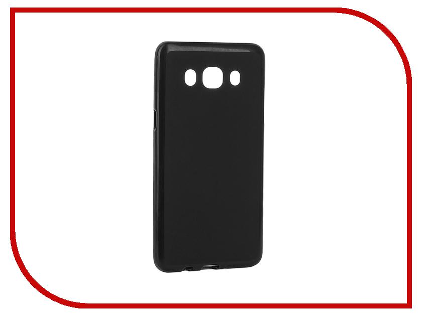 Аксессуар Чехол Samsung Galaxy J5 2016 Pulsar Clipcase TPU Black PTC0165<br>