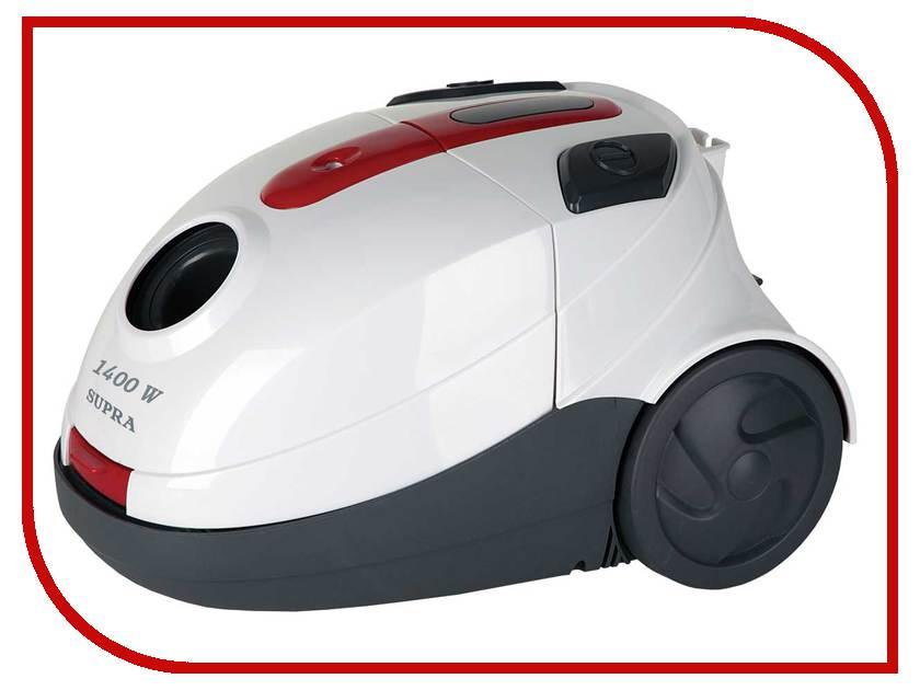 Пылесос SUPRA VCS-1400 White