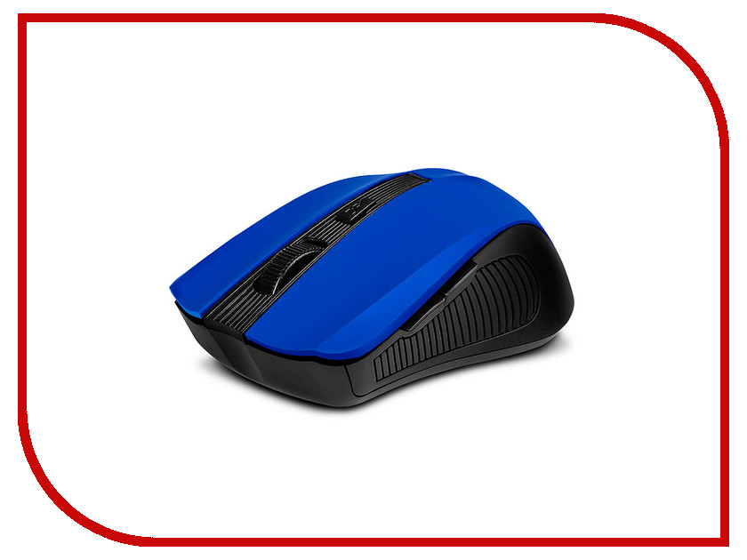 Мышь Sven RX-345 Wireless Blue SV-014162 sven rx 150