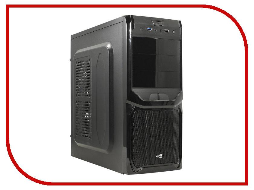 Корпус AeroCool V3X Advance Black Edition 600W