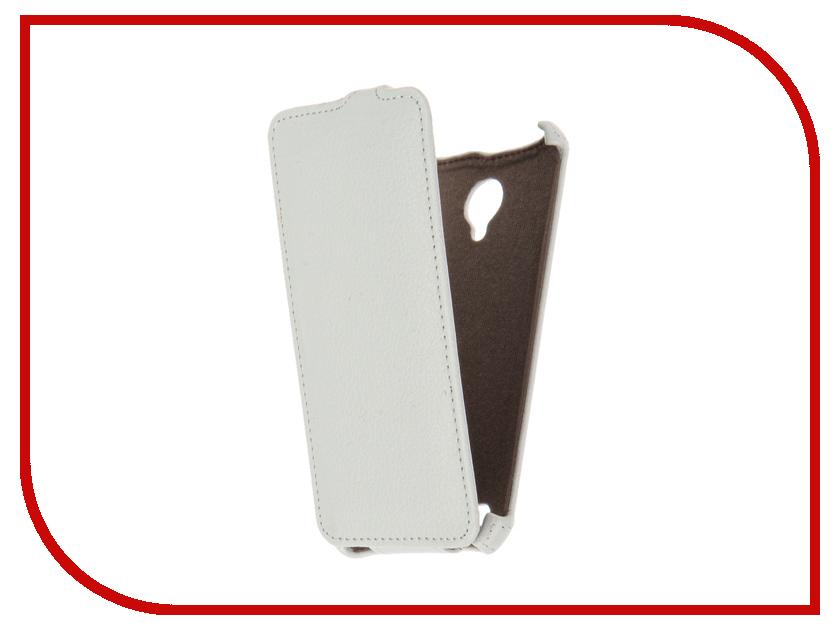 Аксессуар Чехол Lenovo K10 Vibe C2 Power K10a40 Zibelino Classico White ZCL-LEN-K10a40-POW-WHT