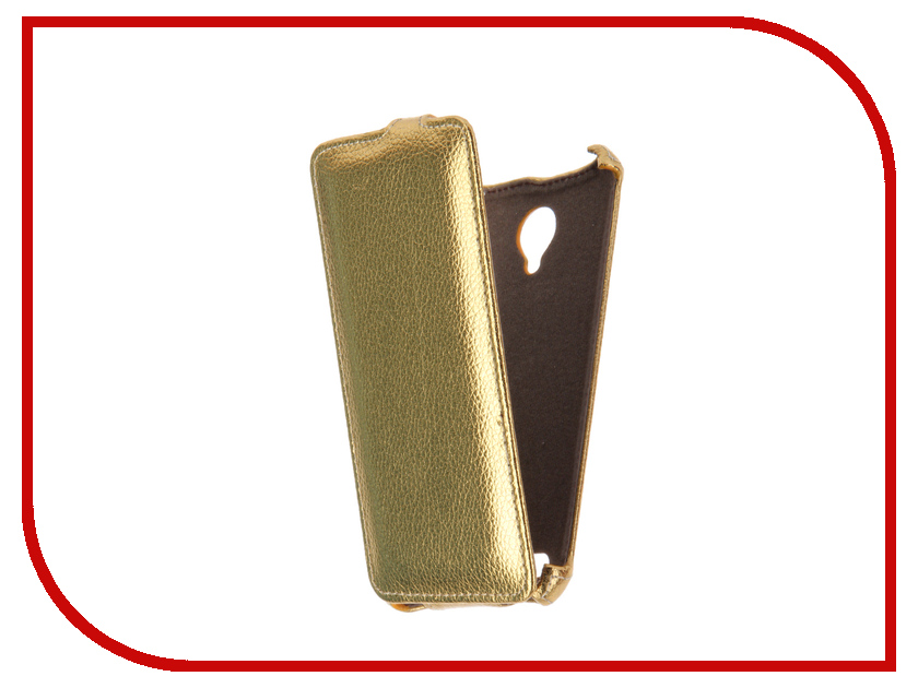 Аксессуар Чехол Lenovo K10 Vibe C2 Power K10a40 Zibelino Classico Gold ZCL-LEN-K10a40-POW-GLD<br>