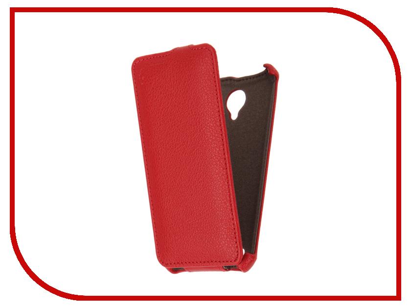 Аксессуар Чехол Lenovo K10 Vibe C2 K10a40 Zibelino Classico Red ZCL-LEN-K10a40-RED<br>