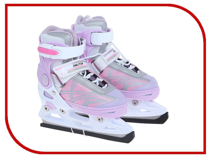 Коньки Onlitop 223b Pink 37-40 1131908