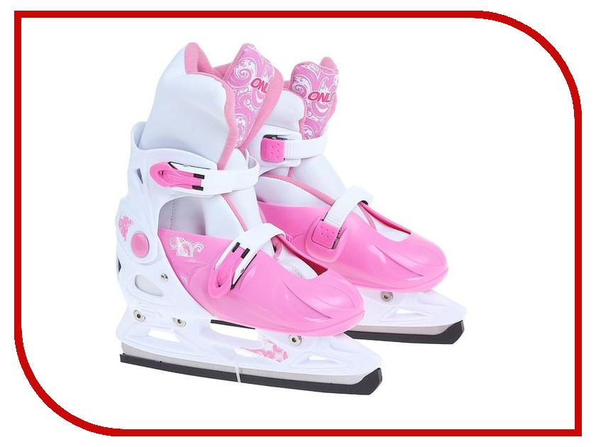 Коньки Onlitop 223F Pink 29-32 806167<br>