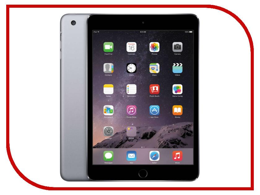 Планшет APPLE iPad mini 4 32Gb Wi-Fi + Cellular Space Grey MNWE2RU/A<br>