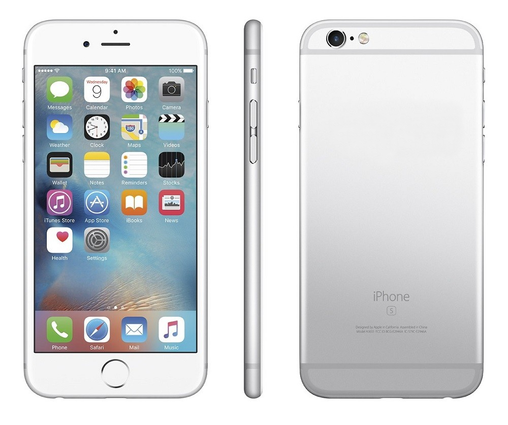 Сотовый телефон APPLE iPhone 6S - 32Gb Silver MN0X2RU/A цена и фото