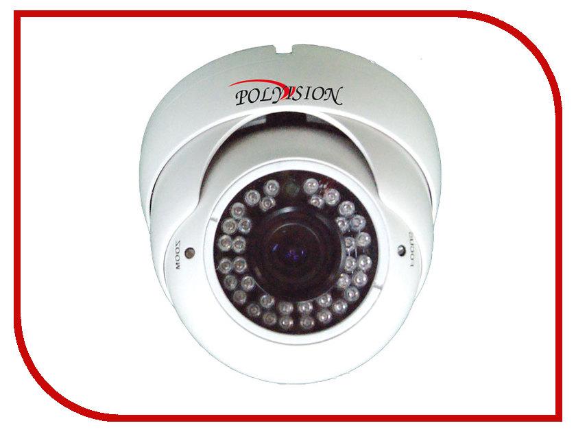 IP камера Polyvision PDM-IP1-V12P v.9.1.6 видеорегистратор polyvision pvdr a4 08m2 v 3 4 1