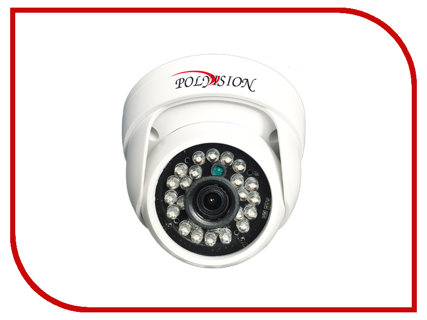 IP камера Polyvision PD1-IP1-B3.6 v.2.0.2