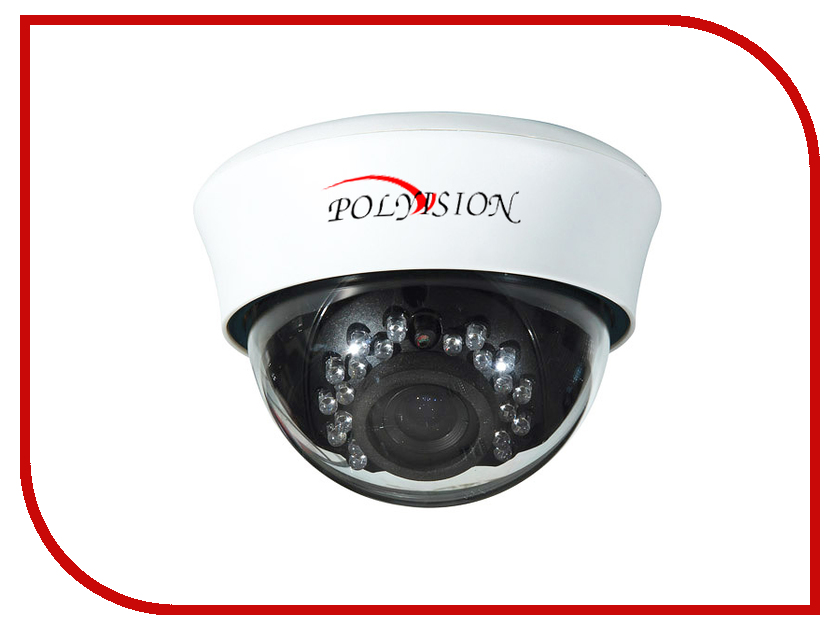 AHD камера Polyvision PDM1-A1-V12 v.9.3.6<br>