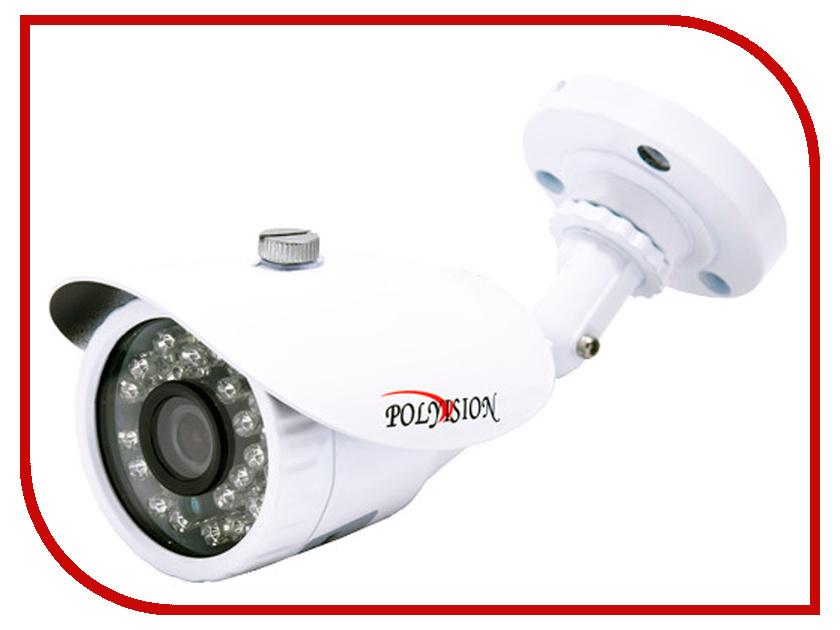 AHD камера Polyvision PN-A2-B3.6 v.2.3.1 ahd камера zodikam ahd10 white