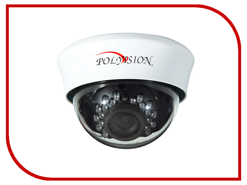 AHD камера Polyvision PDM1-A2-V12 v.9.5.6 ip камера polyvision pdm ip2 v12p v 2 3 5