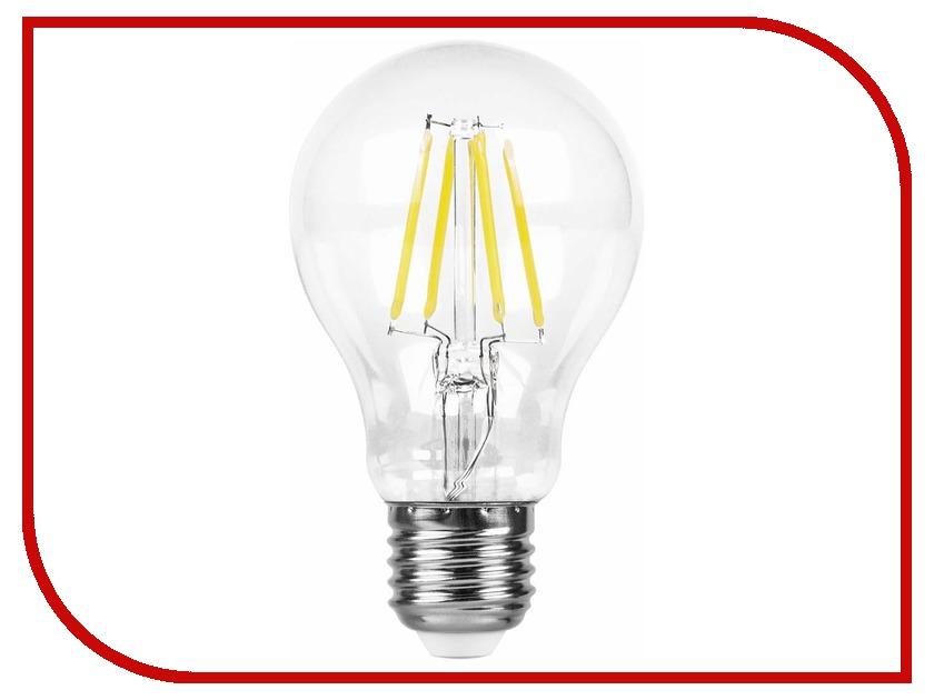 Лампочка Feron LB-63 4LED E27 9W 2700K 230V 13421 светодиодная лампа feron lb 69 5w 230v e14 2700k 25653