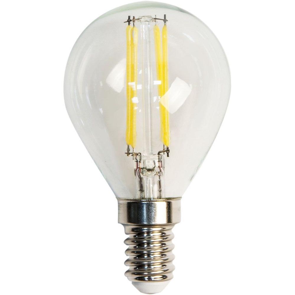 Фото - Лампочка Feron LB-61 4LED E14 5W 2700K 230V 530Lm 13415 / 25578 lb 1200