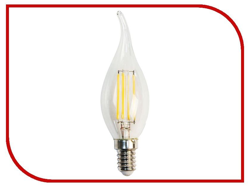 Лампочка Feron LB-59 4LED E14 5W 4000K 230V 13413 светодиодная лампа feron lb 69 5w 230v e14 2700k 25653