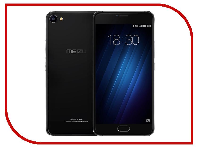 Сотовый телефон Meizu U10 32Gb Black<br>