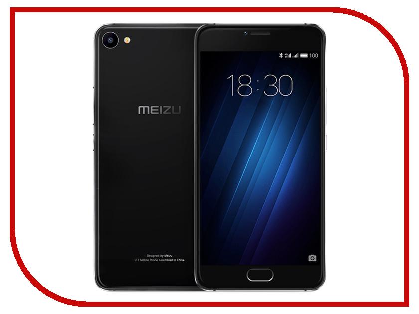 Сотовый телефон Meizu U20 16Gb Black<br>