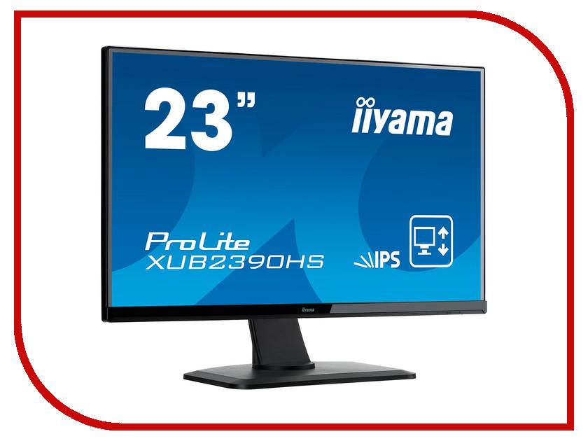 Монитор iiyama ProLite XUB2390HS-B1 Black