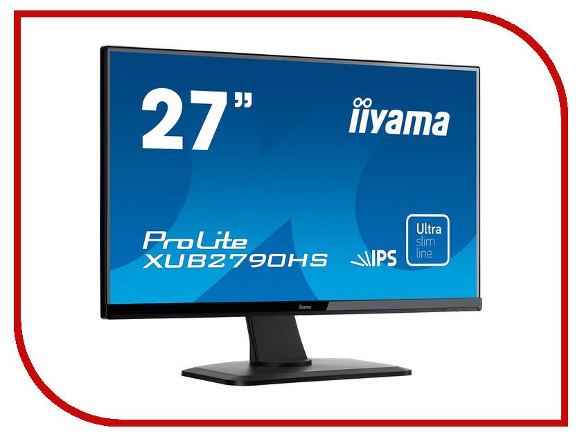 все цены на Монитор iiyama ProLite XUB2790HS-B1