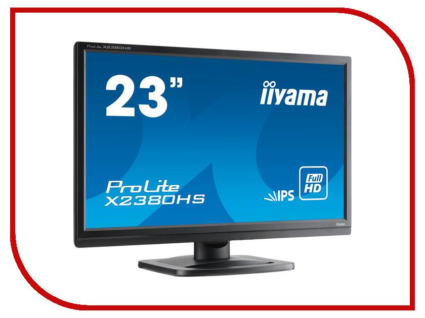 Монитор iiyama ProLite X2380HS-B1 Black