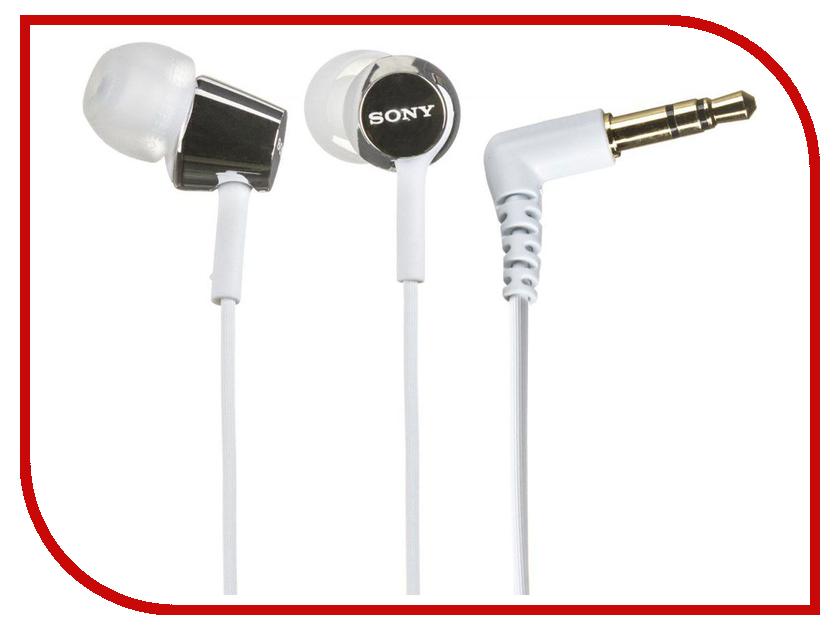 Наушники Sony MDR-EX150 White<br>