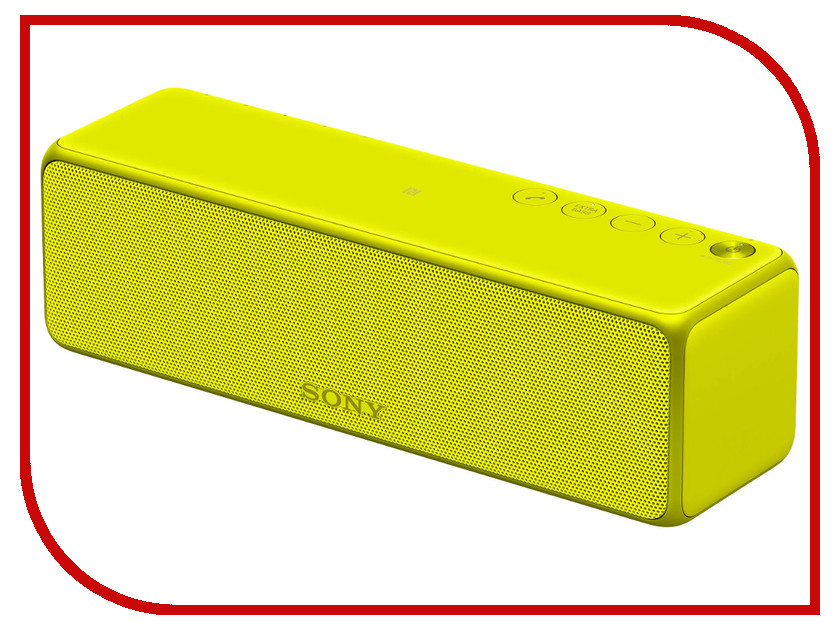 Колонка Sony h.ear go SRS-HG1 Yellow<br>