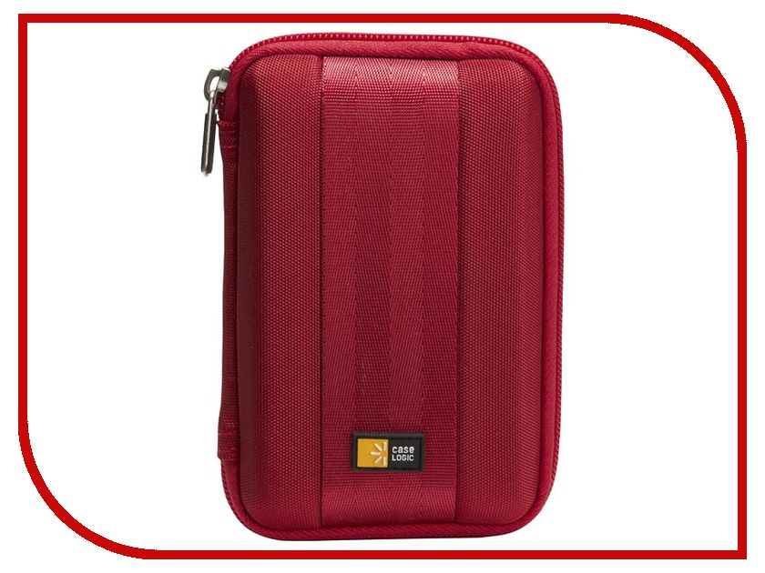 Чехол Case Logic QHDC-101R Red сумка для фотоаппарата case logic tbc 406 black