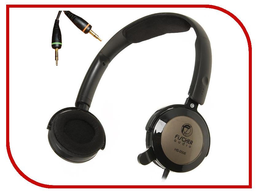 Гарнитура Fischer Audio HS-0006