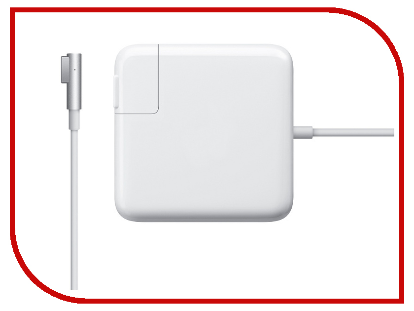 Аксессуар APPLE 45W MagSafe Power Adapter for MacBook Air MC747ZM/A 45w l shape magsafe power adapter charger for apple macbook air 11 13